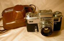KIEV-4 camera JUPITER-8M 50mm f2 50mm lens wth CASE Soviet Contax RF Sonnar copy