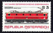 1561 postfrisch Österreich Jahrgang 1977 Eisenbahn elektrische Lokomotive 1044
