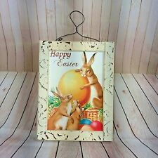 Happy Easter Print Framed Picture by DanDee International Limited 2014 (ED22)