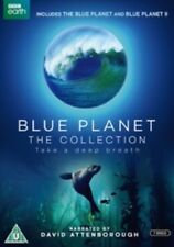 Blue Planet The Complete Collection 1 + 2 One and Two David Attenborough New DVD