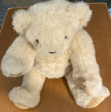 """Vermont Teddy Bear Company Jointed Light Brown Bear 16"""""""