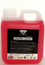 Driveway Concrete Tarmac Path Patio Garage Floor Cleaner Degreaser 1L