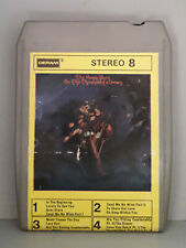 The Moody Blues, On The Threshold Of A Dream, 8 Track Stereo Tape, ESCM 1035