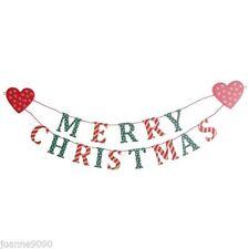 Ghirlande, corone e fiori natalizi rosso Natale