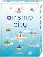 Airship City - Board Game [analog lunchbox Aviation Worker Placement] NEW