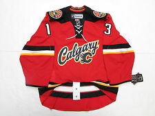 97578a348 JOHNNY GAUDREAU CALGARY FLAMES AUTHENTIC THIRD REEBOK EDGE 2.0 7287 JERSEY