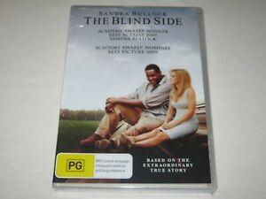 The Blind Side - Sandra Bullock - Brand New & Sealed - Region 4 - DVD