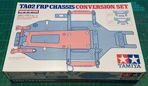 Tamiya 47396 TA02 FRP Chassis Conversion Set