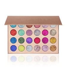 24 Colors Pressed Glitter Eyeshadow Palette Make Up - High Quality HOT