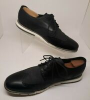 Cole Haan Grand OS Oxford Wingtip Mens Shoes Size 12 M Black Business Casual