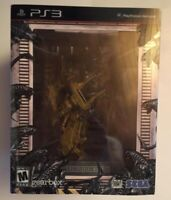 Aliens Colonial Marines Ps3 ( Sony Playstation 3 Complete Box & Figurine New