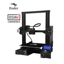 Creality Ender 3 3D Printer Resume Print OSHW Certified 220X220X250mm DC 24V 15A