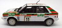 Vitesse 1/43 Scale Diecast - Rally58 Lancia Delta HF Rallye Sanremo 1987