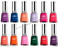 REVLON* Nail Polish TOP SPEED Enamel/Color LIMITED EDITION #400-999 *YOU CHOOSE*