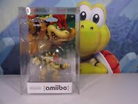 SUPER SMASH BROS.SUPER SMASH BROS. BOIWSER Amiibo First Print EDITION  NA US