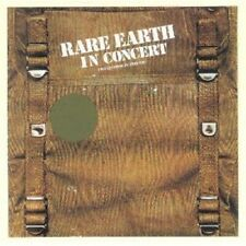 CD - Rare Earth / In Concert - Motown (6832)