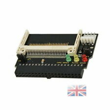 Compact Flash CF to IDE Adapter 40 Pin Female Card - UK seller