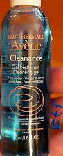 5 LOT: Avène Cleanance Cleansing Gel Face Wash 1.0 oz / 50mL Deluxe Travel Size