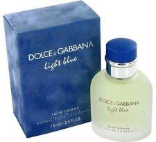 Dolce & Gabbana Light Blue 2.5oz Men's Eau de Toilette