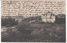 Neckarsulm, Postamt und Villa Franck 1914