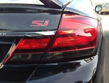 2013-2015 Honda Civic SEDAN Turn Signal Light Smoked TINT PreCut Vinyl Overlays