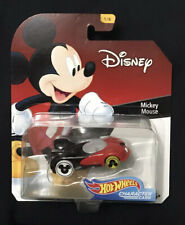 Hot Wheels MICKEY MOUSE - Disney Character Cars - Series 1 - Brand NEW!