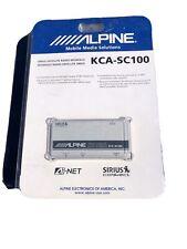 Alpine Satellite Radio Interface KCA-SC100   Sirius