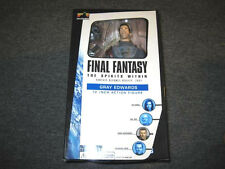 Palisades FINAL FANTASY The Spirits Within Gray Edwards 12 Inch Figure 1/6th NEW