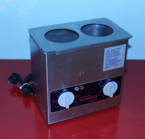 Sonorex Bandelin RK 100 H Ultraschallbad Ultraschallgerät Reiniger