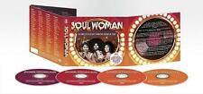 SOUL WOMAN – 80 CLASSICS FROM THE QUEENS OF SOUL V/A 4CDs (NEW/SEALED)