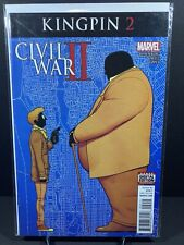 Civil War II : Kingpin #2 - Marvel Comics - 1st Print - VF/NM