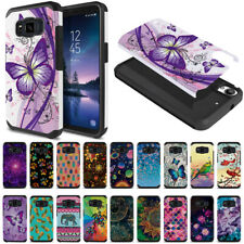 """For Samsung Galaxy S8 Active G892A 5.8"""" Shock Proof Impact Hybrid Tpu Case Cover"""