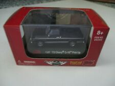 Reel Rides Dazed and Confused '72 Chevy C-10 Pick Up 1:87 HO Scale + Case NIB