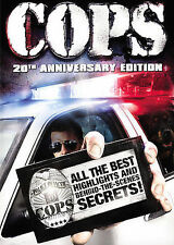 Cops: 20th Anniversary Edition DVD, Joe Guay, Andrew Fincher,