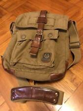 Vintage Mens Belstaff Colonial Messenger Bag