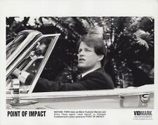 "Michael Pare in ""Point of Impact"" Vintage Movie Still"