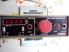 Generatore  di  onde  LOFTECH SINE WAVE GENERATOR Ts-1 phoenix p039