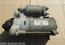 FORD FOCUS ST 170 MK1 - 6 SPEED MANUAL GEARBOX FIT - STARTER MOTOR - MOTORCRAFT