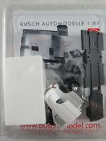 Busch 60257 Bausatz Ford E-350 Flachdach (1992) in weiß 1:87/H0 NEU/OVP
