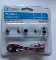 New Old Stock. Radio Shack Make: it Robotics Sensor Kit. Radioshack 277-0172 nib