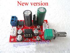 DC 10V-15V 12V NE5532 OP AMP HIFI Preamplifier Preamp Board Signal Amplification