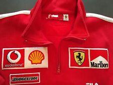Ferrari F1 Team issue Clothing Knitted Fleece Circa 2007 size medium. Used
