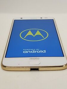 Motorola Moto Z Force 2 Gen 64GB Gold (Verizon Unlocked) Good Condition  -C022