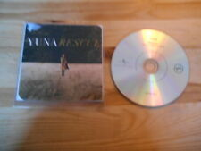 CD Jazz Yuna - Rescue (1 Song) Promo VERVE UNIVERSAL