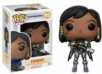 Funko POP! Games Titanium Pharah Exclusive #95 Vinyl Figure + Pop Protector