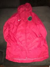 NIKE PORTLAND THORNS NWSL PLAYER ISSUED TRAINING JACKET SMALL