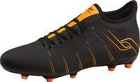 Pro Touch Erwachsenen Nocken Fußballschuh Speedlite+ II FG schwarz orange