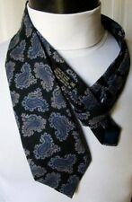 ***CERRUTI 1881 Paris CRAVATTA TIE in  LANA 70% SETA 30% Made in FRANCE