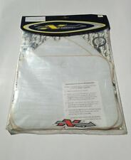 N-STYLE RM125 RM250 PRECUT BACKGROUNDS WHITE 1993-1995