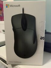 Microsoft HDQ-00001 Classic Intellimouse Mouse IntelliMouse Gray HDQ00001